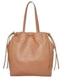 Light shadows vegan leather tote medium 4913167