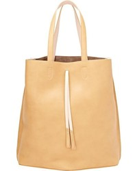 Maison Margiela Bucket Shopper Tote Nude