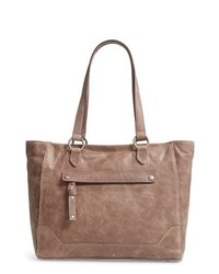 Frye Melissa Zip Leather Tote