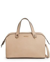 Mango Outlet Metal Detail Tote Bag
