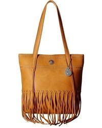 American West Rio Rancho Zip Top Tote Tote Handbags