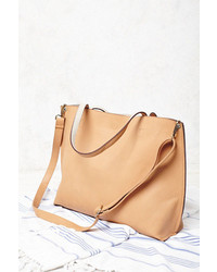 Free People Slouchy Vegan Tote By