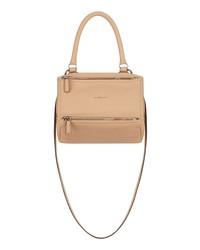 Givenchy Small Pandora Leather Satchel