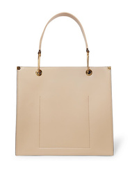 Marni Square Leather Tote