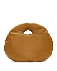 A.W.A.K.E. Mode Tan Lucy Big Bag Tote
