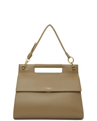 Givenchy Taupe Large Bag