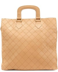 Chanel Vintage Fold Down Tote