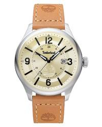 Timberland Blake Leather Watch