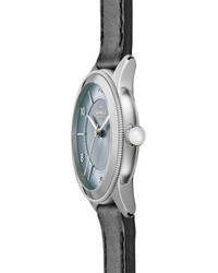 Shinola Gail Leather Strap Watch 36mm