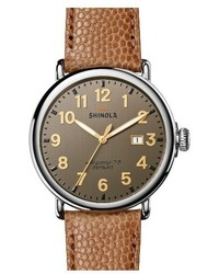 Runwell leather strap watch 47mm medium 3655707