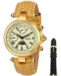 Steinhausen Classic Marquise Automatic Gold Watch
