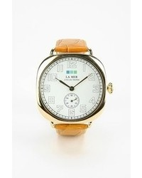 La Mer Vintage Dial Oversized Watch