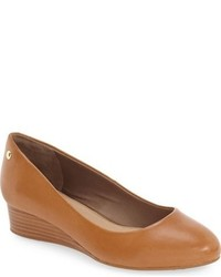 Hush puppies dot admire wedge pump medium 765335