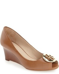 Tory Burch Kara Wedge Pump