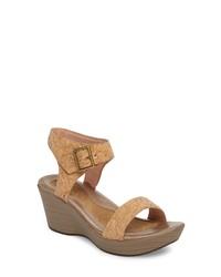 Naot Caprice Wedge Sandal
