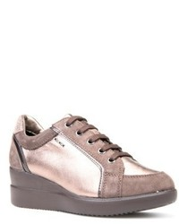 Geox Stardust Wedge Sneaker