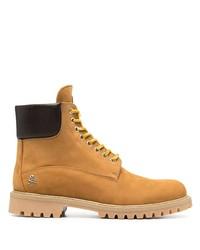 Philipp Plein Construction Boots