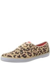 Keds Champion Leopard Fashion Sneaker