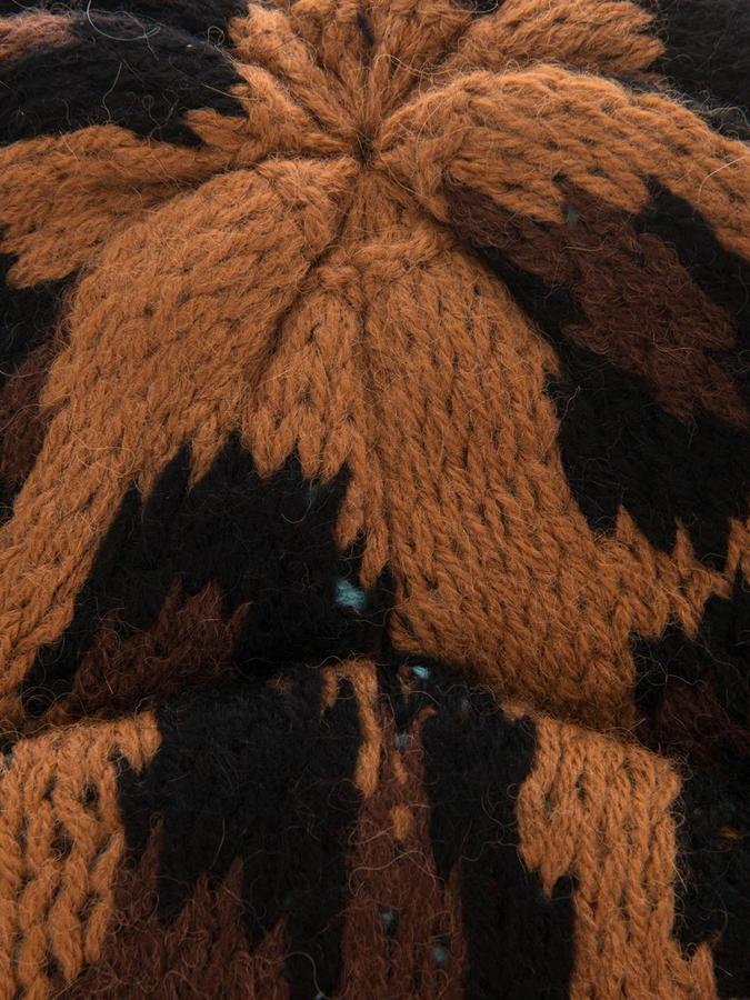 5e36ed7def2 Tak Ori Cortina Leopard Knit Beanie