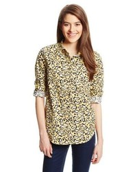 Juniors venom button up shirt medium 82022
