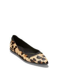 Cole Haan Grand Ambition Pointy Toe Flat