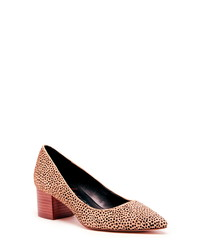 Sole Society Andorra Genuine Calf Hair Pump
