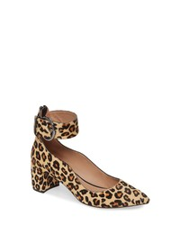 Linea Paolo Corwyn Genuine Calf Hair Pump
