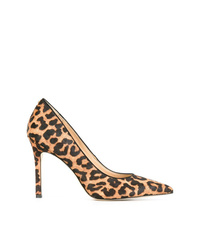 Sam Edelman Hazel Leopard Print Pumps