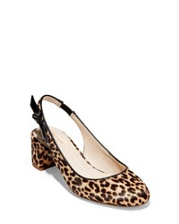 Cole Haan Lainey Bow Slingback Pump