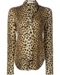 Chloé Leopard Shirt