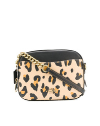 Coach Leopard Print Camera Bag