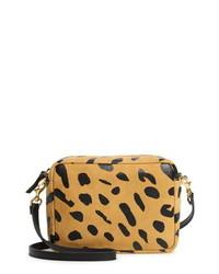Clare V. Midi Leather Crossbody Bag
