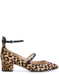 Lulie leopard pumps medium 5318000