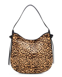 J.Crew Genuine Calf Hair Hobo
