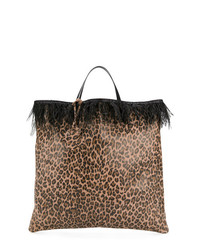 Leopard print tote medium 7446219
