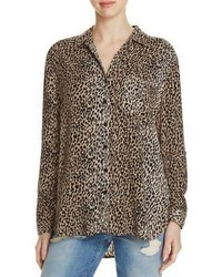 Beachlunchlounge leopard print blouse medium 3666245