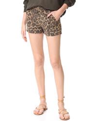 Leopard shorts medium 5087076