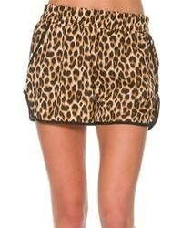 Meow leopard short medium 76586