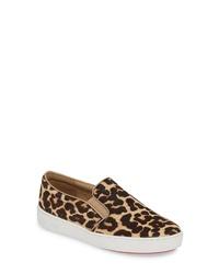 MICHAEL Michael Kors Keaton Genuine Calf Hair Slip On Sneaker