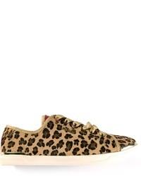 Leopard print trainer medium 17586