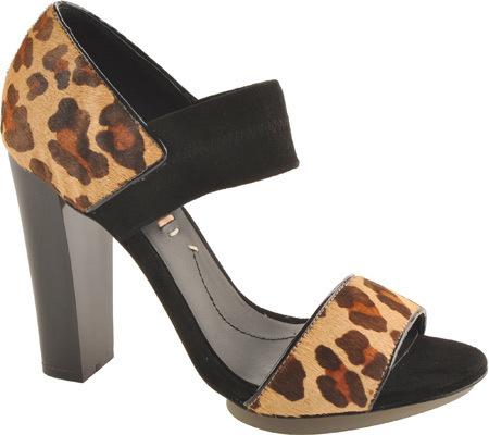 bcbg leopard heels