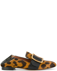 Leopard print loafers medium 6448402