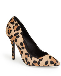 Steve Madden Genuine Calf Hair Galleryl Pump