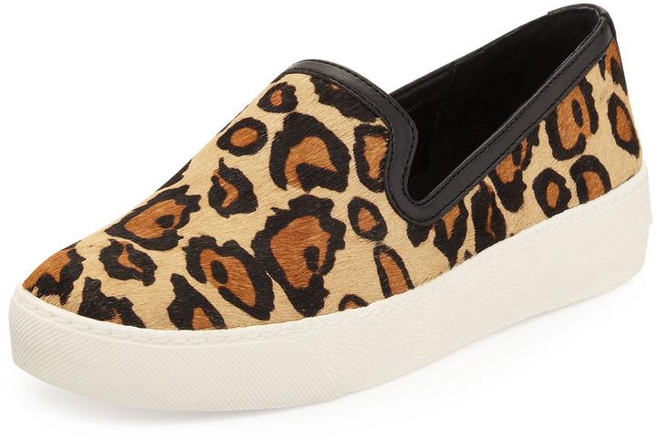 7a21482f01c5e3 ... Sneakers Sam Edelman Becker Leopard Print Slip On ...