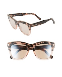 Tom Ford Julie 52mm Sunglasses
