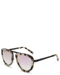 Kendall And Kylie Jones Aviator Sunglasses 53mm