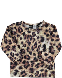 Tan Leopard T-shirt