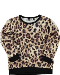 Molo Long Sleeve Reba Jersey Tee Size 4 14