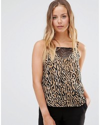 Vero Moda Animal Cami Top