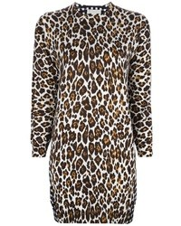 Stella McCartney Contrast Print Dress